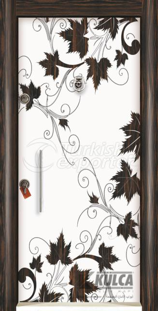 Y-1232 (LAMİNATE STEEL DOOR)